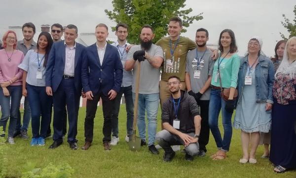По инициативе Партии в Иверском монастыре в Самаре начал работать волонтерский кампус