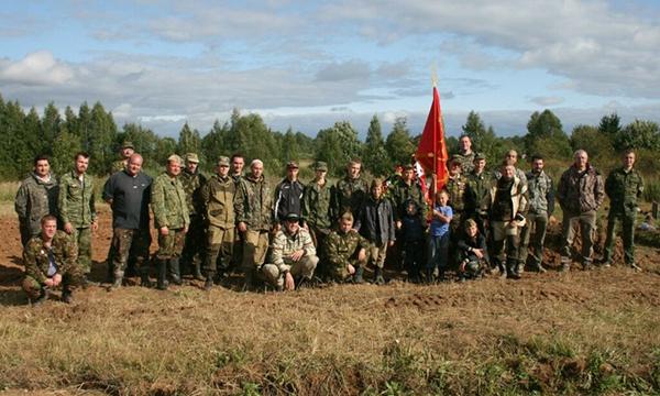 Московские партийцы помогли найти родственников пропавшего без вести солдата
