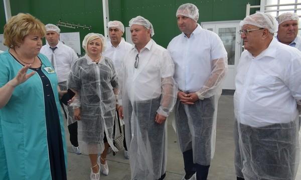 Партийцы оценили ход благоустройства Данковского района в рамках нацпроектов