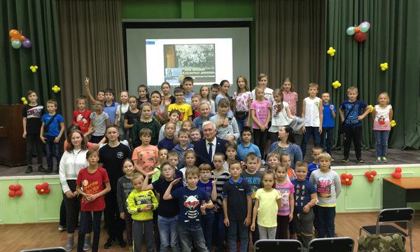 Мурманские партийцы в рамках партпроекта организовали просветительское мероприятие для детей