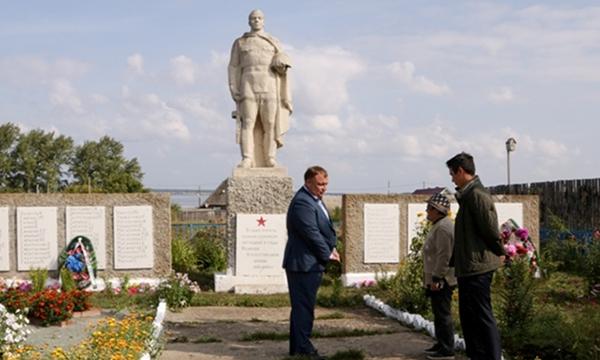 В Челябинской области ведется реконструкция памятников в рамках партпроекта