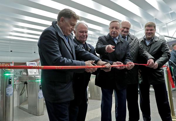 станции метрополитена спб основной сайт