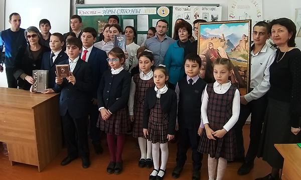 В творческом конкурсе «Единой России» приняли участие 150 школьников Алании