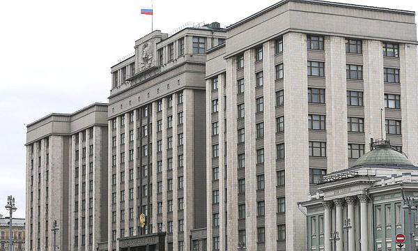 Совет Госдумы 20 января рассмотрит законопроект о должности зампредседателя Совбеза