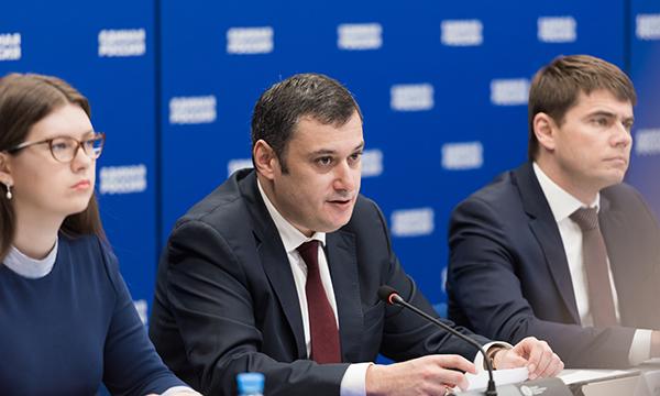 Хинштейн: Площадки для проведения всероссийского субботника будут определены к 10 марта
