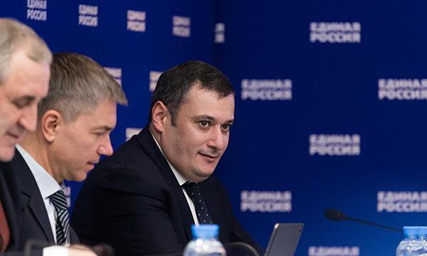 Турчак и Нарышкин назначены сопредседателями оргкомитета «Единой России» «Наша победа»