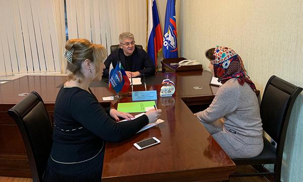 Депутат Госдумы поможет ребенку из Дагестана пройти реабилитацию