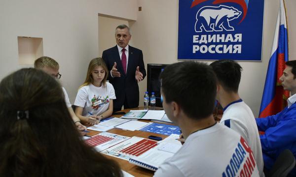 Краснодарские волонтеры «Единой России» получают пропуска для работы в период карантина из-за коронавируса