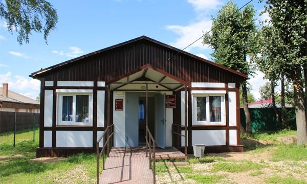 В деревне Тимошиха Ивановской области открыли новый фельдшерско-акушерский пункт