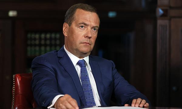 Дмитрий Медведев проведет встречу с молодыми кандидатами, участвующими в выборах различного уровня в 2020 году