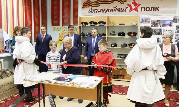 Победители конкурса школьных музеев: Узнавая историю страны, дети учатся уважать боевые и трудовые подвиги народов России
