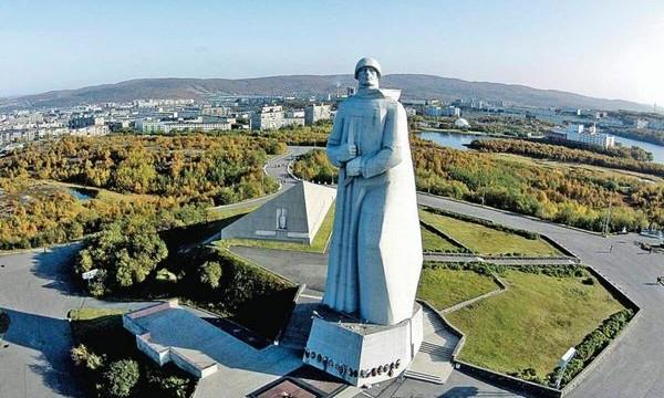 Мурманская область поддержала всероссийский проект «Я.Помню»