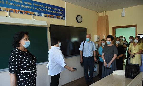Школы Брянской области готовы к началу нового учебного года