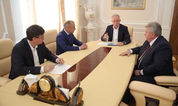 «Единая Россия» установит персональный контроль за проблемными домами долевого строительства в Ульяновске