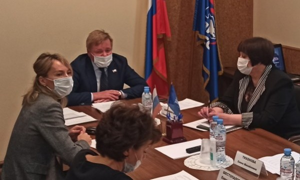 В Мурманске обсудили преодоление последствий пандемии на рынке труда