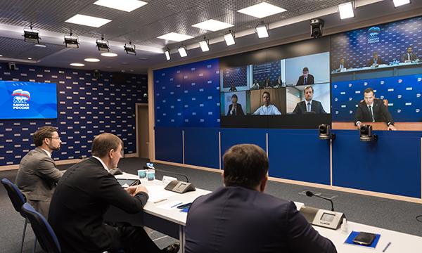 ДОМ.РФ попросил «Единую Россию» проконтролировать выполнение стандарта развития территорий в регионах