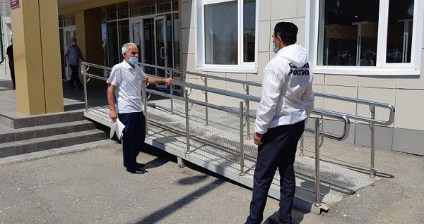 В Чеченской Республике проверили доступность школ для маломобильных учащихся