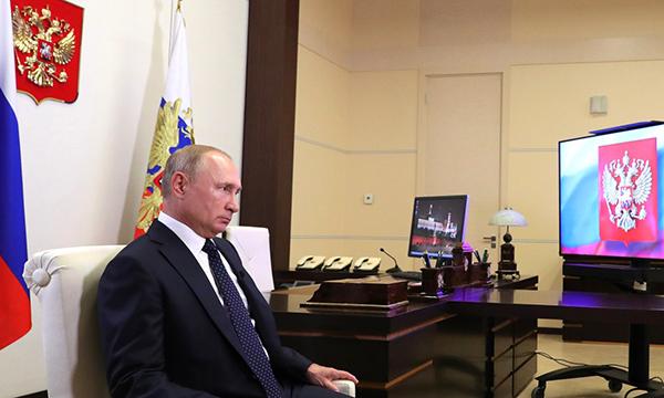 Владимир Путин: Вакцина от коронавируса зарегистрирована при условии дальнейших испытаний