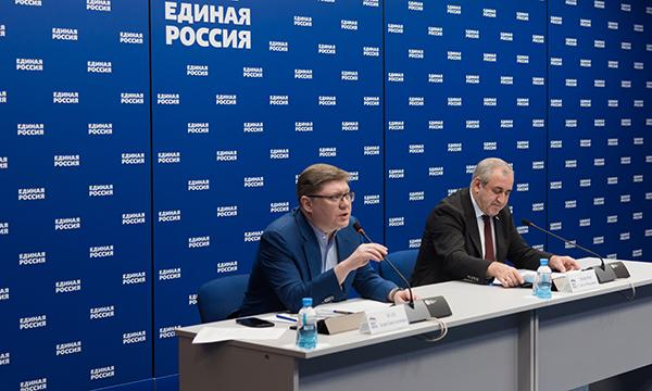В «Единой России» предлагают обсудить возвращение к системе страхования занятости населения