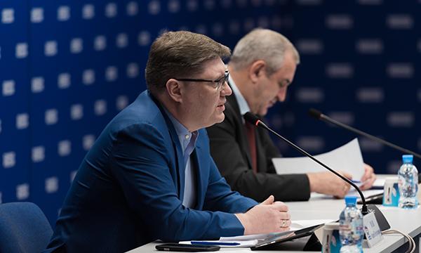 Андрей Исаев: Нужно предусмотреть онлайн-формат работы службы занятости в дальнейшем