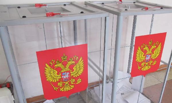 В Иркутской области открылось более 1900 избирательных участков