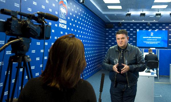 Сергей Перминов: Формат трехдневного голосования вызывает одобрение избирателей