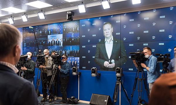 Дмитрий Медведев: После «политических уроков», которые дала пандемия, «Единая Россия» становится более зрелой силой