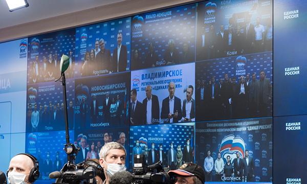 Андрей Турчак: «Единая Россия» во Владимирской области находится в оппозиции - тем ценнее для нас победа