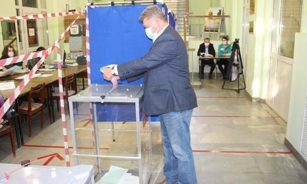 Алексей Анохин: От каждого голоса зависит будущее муниципальных образований