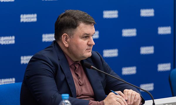 Сергей Перминов: «Единая Россия» избегала шаблонного мышления при ведении кампании
