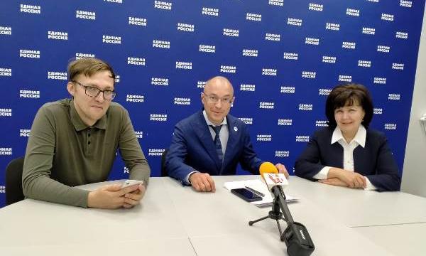 В «Единой России» подвели итоги выборов в Ульяновскую городскую Думу
