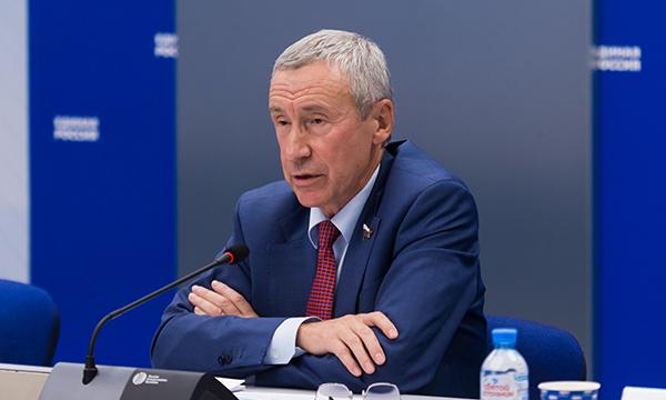 В организованном «Единой Россией» межпартийном форуме ШОС+ примут участие около 50 стран