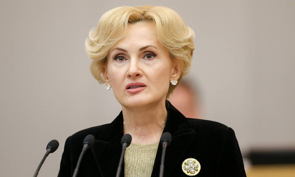 Ирина Яровая: Коллекторы не должны беспокоить родных должника