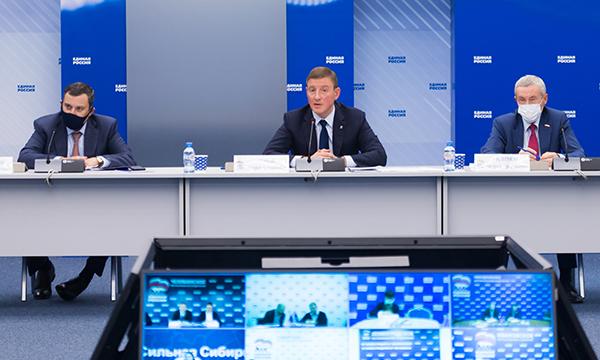 Средний результат «Единой России» на выборах составил около 72% — Андрей Турчак
