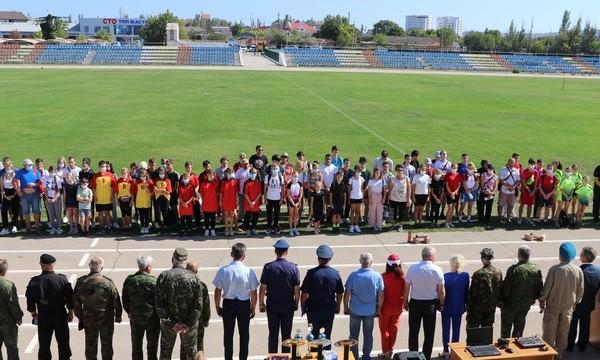 Единороссы Феодосии организовали турнир по многоборью среди школьников