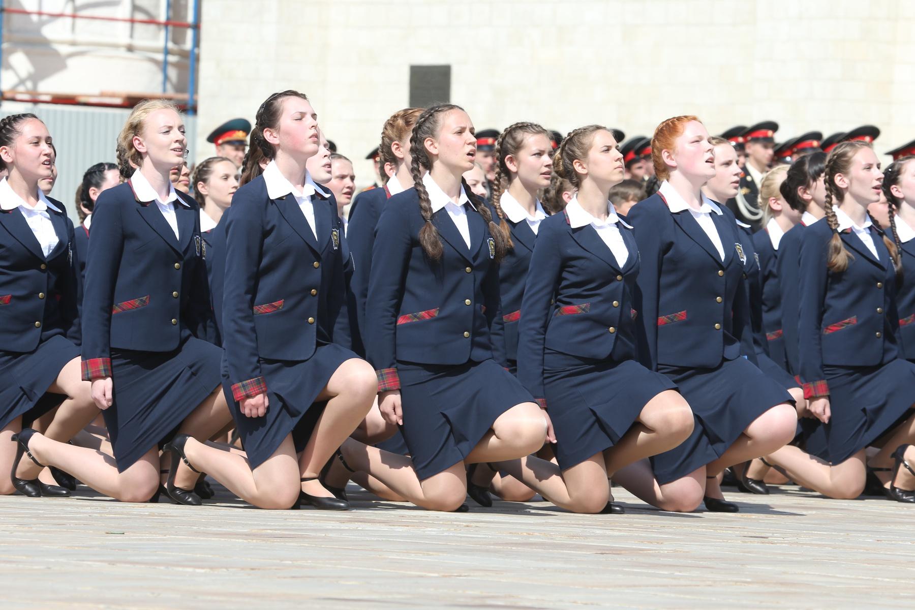 кадетский корпус для девушек назначению