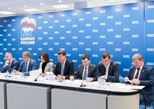 Селекторное обсуждение федерального партпроекта «Локомотивы роста»