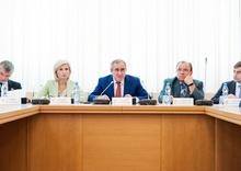 Заседание Президиума Генерального совета Партии